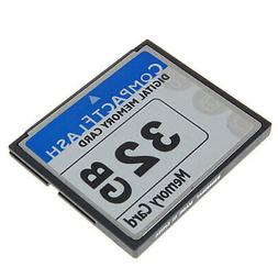 32GB CF Ultra Extreme Pro Compact Flash Memory Card For NIKO