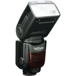 Vivitar Series 1 DF-583 Power Zoom DSLR Wireless TTL Flash f