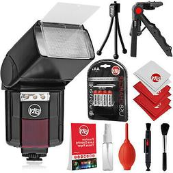 Circuit City Automatic Universal Flash with Video Light for