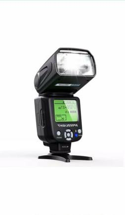 Camera Flash for Canon,DSLR Camera,E-TTL 1/8000 HSS GN58,Mul