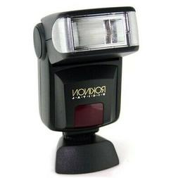 Rokinon D870AF-C E-TTL II AF Dedicated Camera Flash for Cano