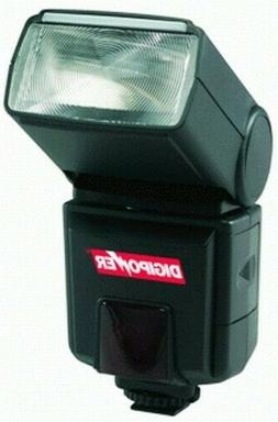 Digital Zoom Shoe Mount Flash for  Canon. D-SLR Camera Acces
