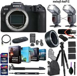 Canon EOS RP Mirrorless Digital Camera  + 2 Flash System Kit