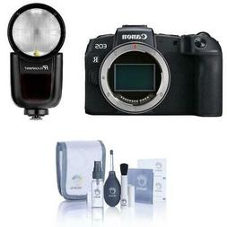 Canon EOS RP Mirrorless Full Frame Digital Camera Body With