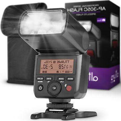 camera flash for canon by speedlite