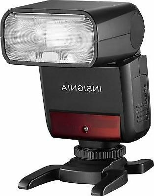 compact ttl flash for canon cameras