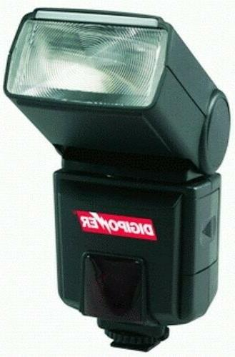 digital zoom shoe mount flash for canon