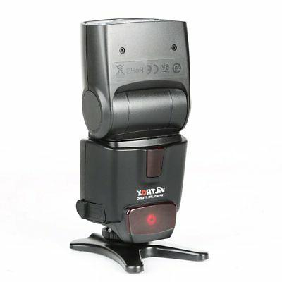 Viltrox Speedlite with Screen Canon/Nikon