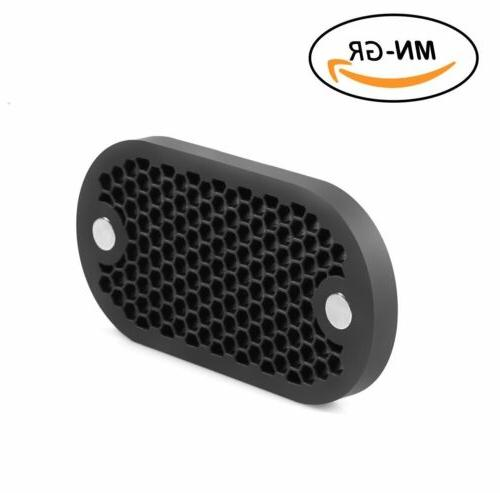 magnetic flash modifier honeycomb grid for canon