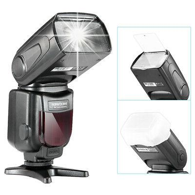 Neewer NW-561 Speedlite Flash for Canon 650D D7200 D7000