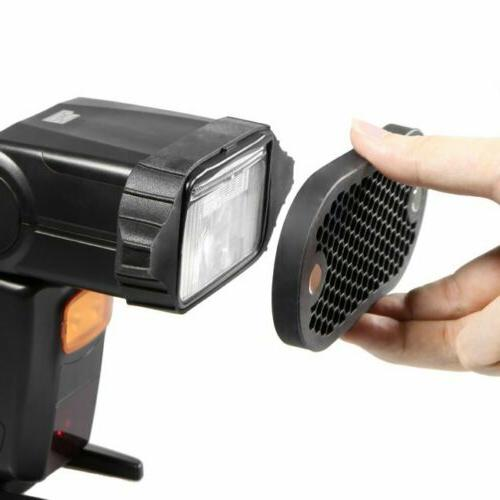 Selens Flash Colours Gel Bounce Diffuser Snoot