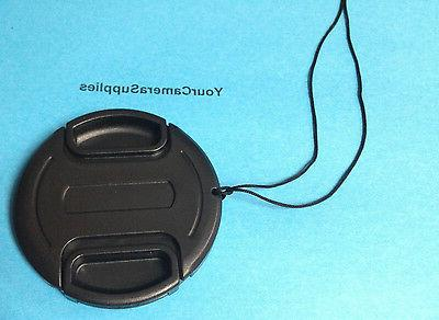 SNAP-ON LENS CAP To power zoom EF NX500