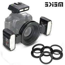 Meike MK-MT24 MT24C Macro Twin Lite Flash with Trigger for C