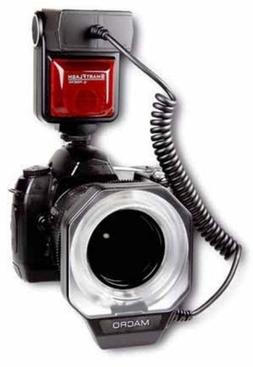 Phoenix Smart Flash RF46C Macro Ring Flash Canon Digital SLR