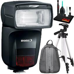"Canon Speedlite 470EX-AI with 57"" Tripod and Backpack for Ca"