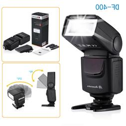 Speedlite Flash For Canon Rebel T6 T6i T5i T4i T3i T3 550D 5