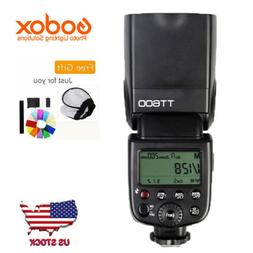 Godox TT600 2.4G HSS Wireless Flash Speedlite For Canon Niko