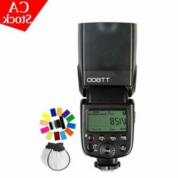 Godox TT600 2.4G Camera Flash Speedlite for Canon Nikon Pent