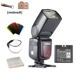 US Stock Godox V860II 2.4G TTL Wireless HSS Camera Flash for