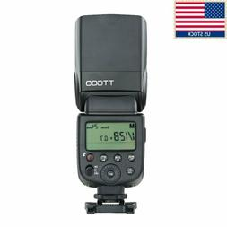 US Godox TT600 2.4G HSS Wireless Camera Flash Speedlite for