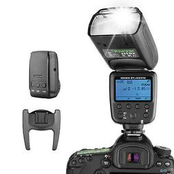 Neewer Wireless Flash Speedlite for Canon Nikon Sony Panason