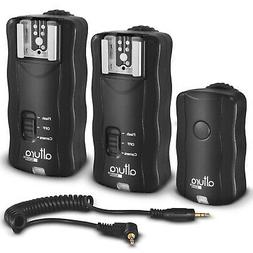 Wireless Flash Trigger Kit  for Canon by Altura Photo