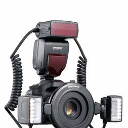 Yongnuo YN24EX LED Macro Flash Speedlite TTL AF Assist Light